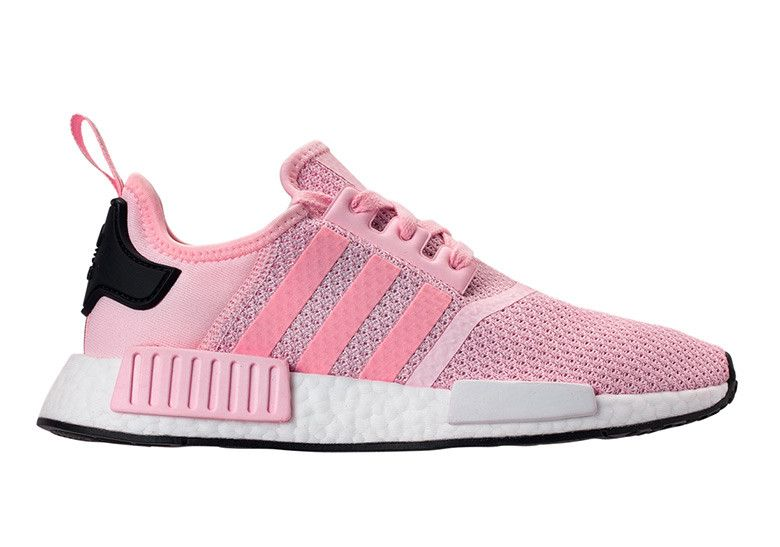 new product 9a0c7 f1e80 A New Set Of Pink adidas NMD R1 Options For Women Is Available