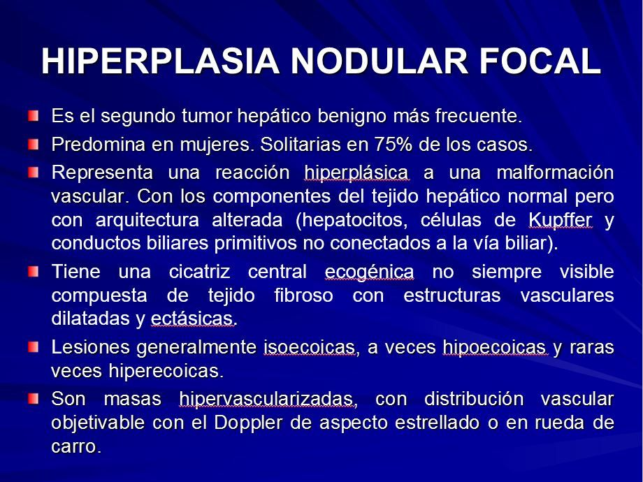 hiperplasia nodular de próstata central