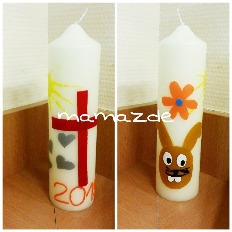 Kerzen Verzieren Und Gestalten Material Und