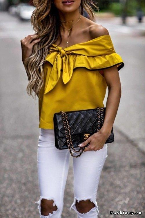 7a6f976465b2 Tendencias en color amarillo | Ropa, accesorios y lo mejor del 2018 ...