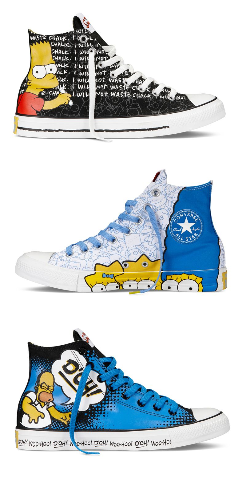 Converse New Collection