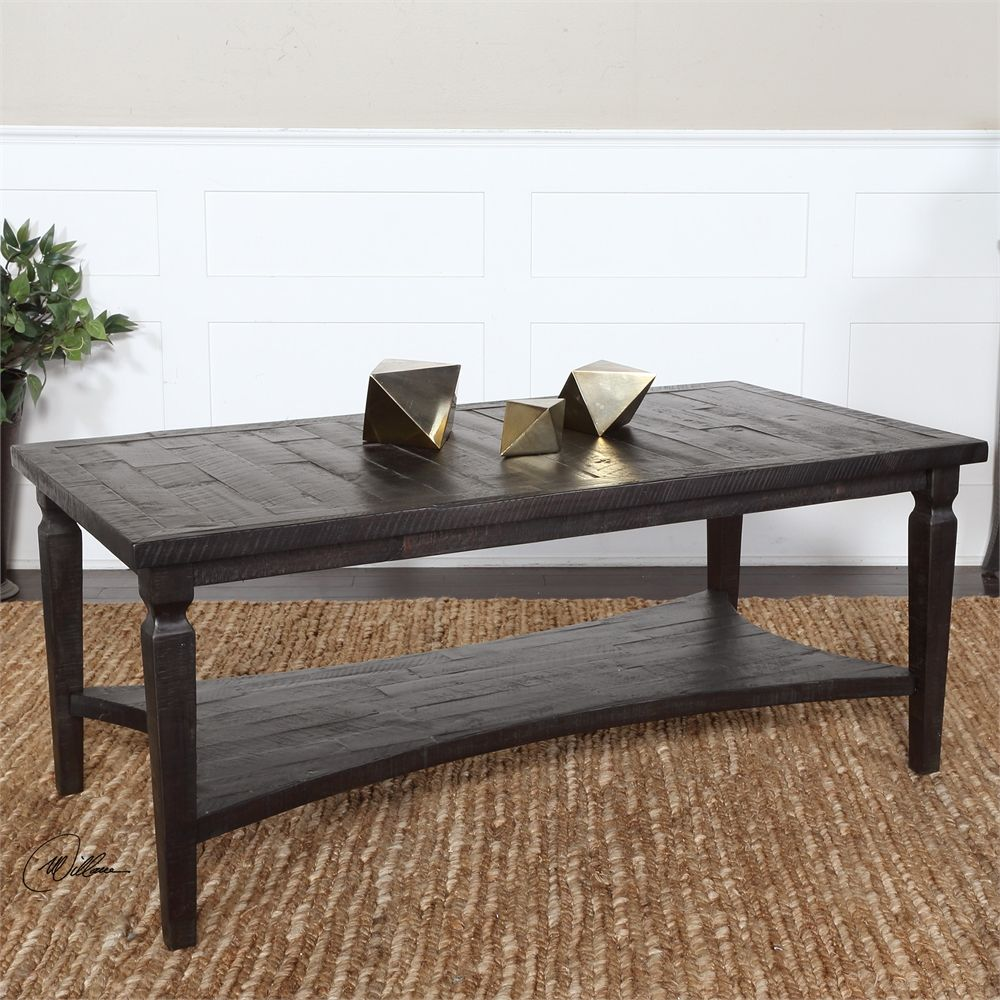 48 x 24 x 20 H Uttermost Tasos Coffee Table