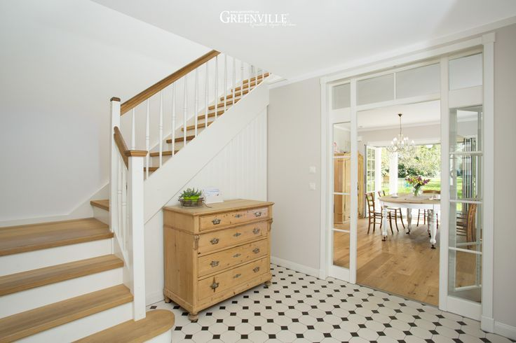 Die Visitenkarte eines jeden Greenville-Haus ist der Eingangsbereich. Er heisst ... #der #Die... #eingangsbereichhausinnen