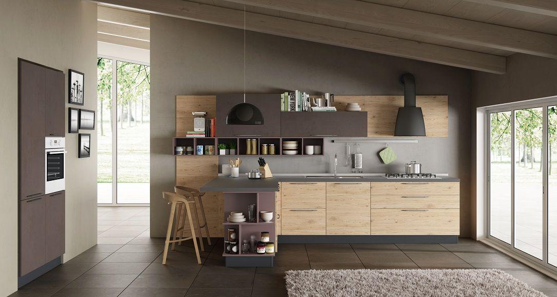 Cucina Componibile Maila Arredamento Cucine Bellissime Design Cucine