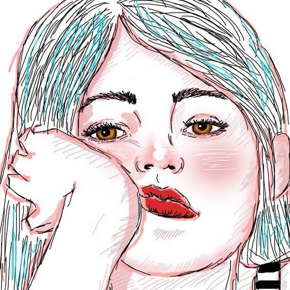 Maria Faci On Instagram Me Aburro Imbored Bored Aburrimiento Illustration Boredgirl Dibujo Ilustracion Aburrida Illustration Dibujos Dibujos Kawaii