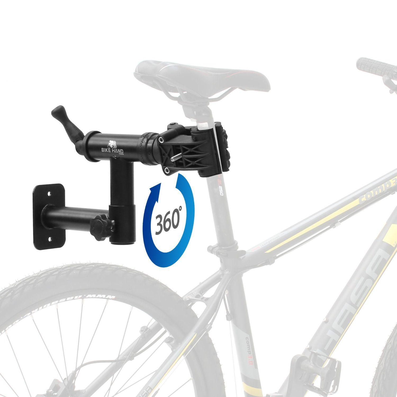 BIKEHAND Bicycle Bike Wall Mount Repair Rack