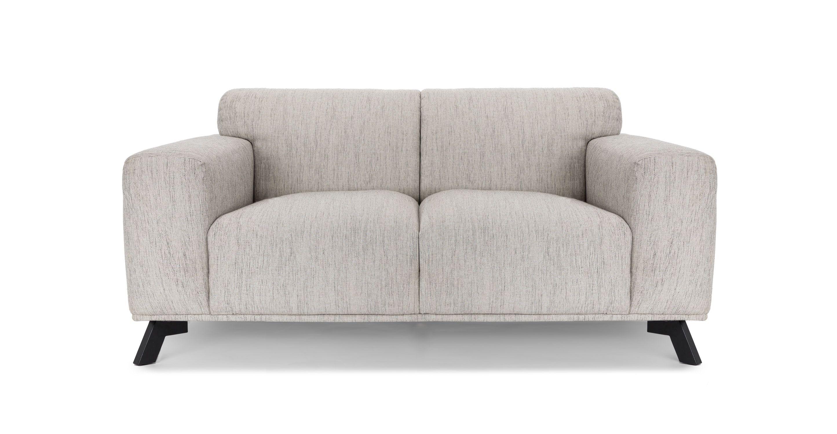 Volu Vanilla Cream Loveseat Furniture Ideas Pinterest