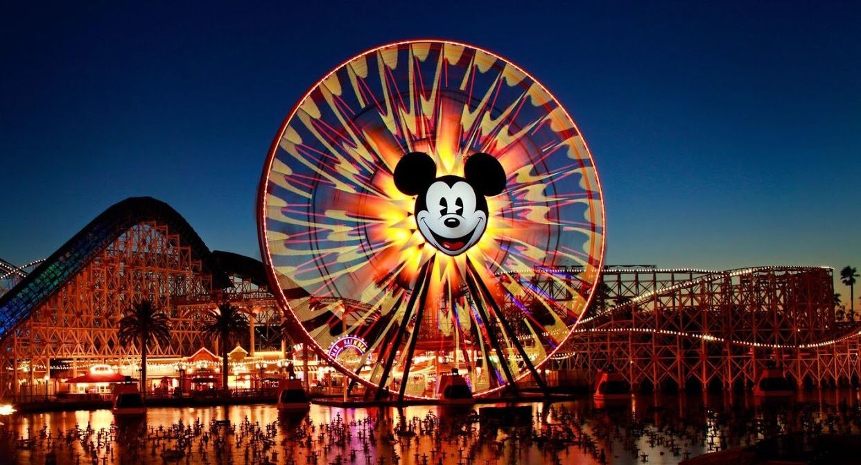 """DisneyInstitute on Leadership """"Courage is the main"""