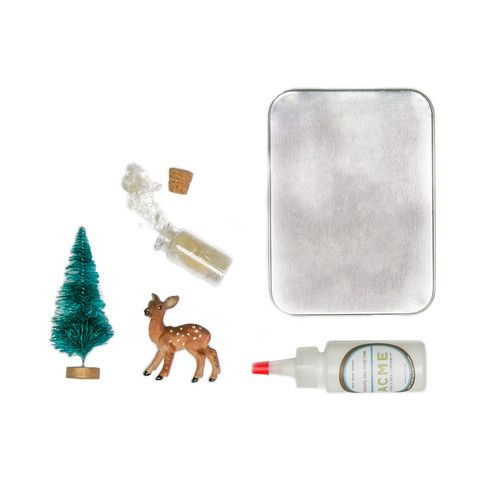 Woodland Diorama Kit