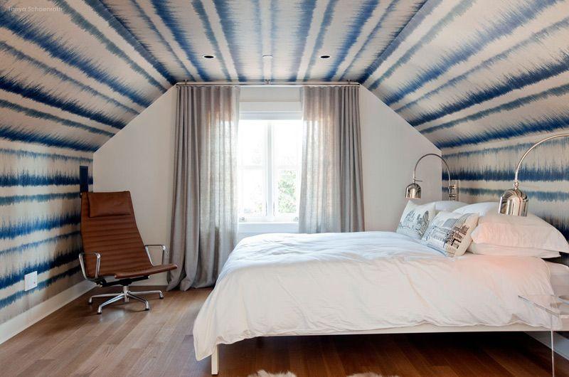 Superior Interiors Bedroom Nook Ombre Bedroom Wallpaper Bedroom