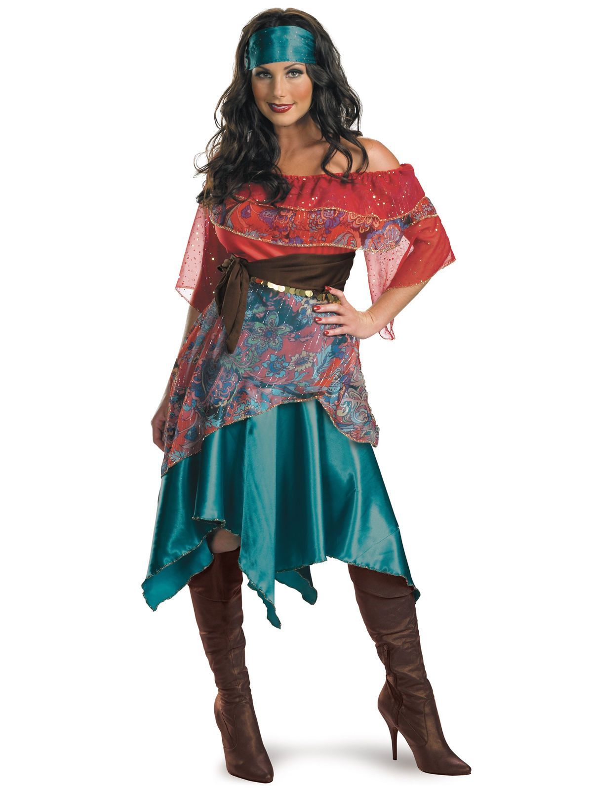 gypsy halloween costume