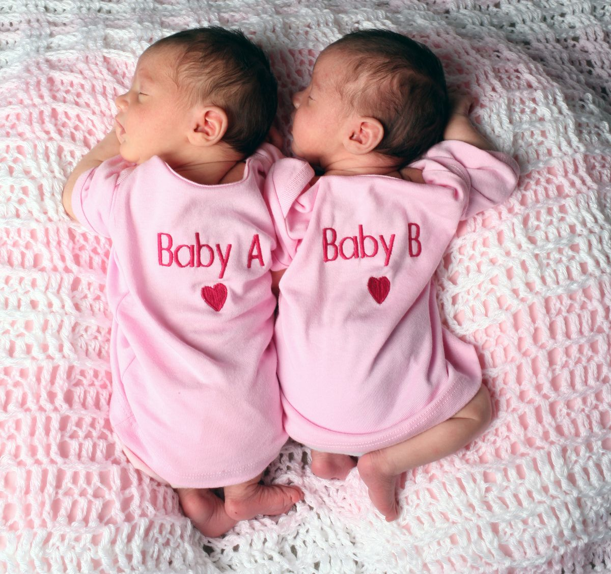 Twin baby products multiple births program