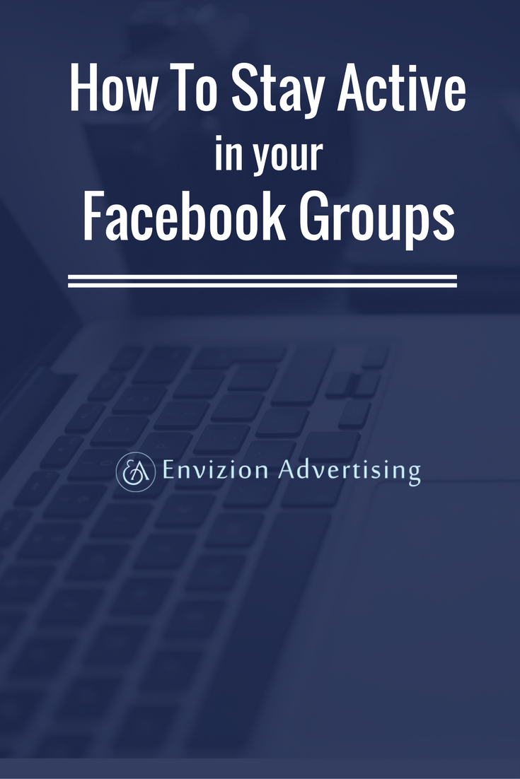 Facebook groups have become one of the most suggested places for entrepreneurs to engage with potential clients, allies and business partners. Since groups are usually dedicated to a specific subgroup or population it really is a place you can potentially use to build authority for yourself. Here's how it works: http://envizionadvertising.com/relationship-building-in-facebook-groups/