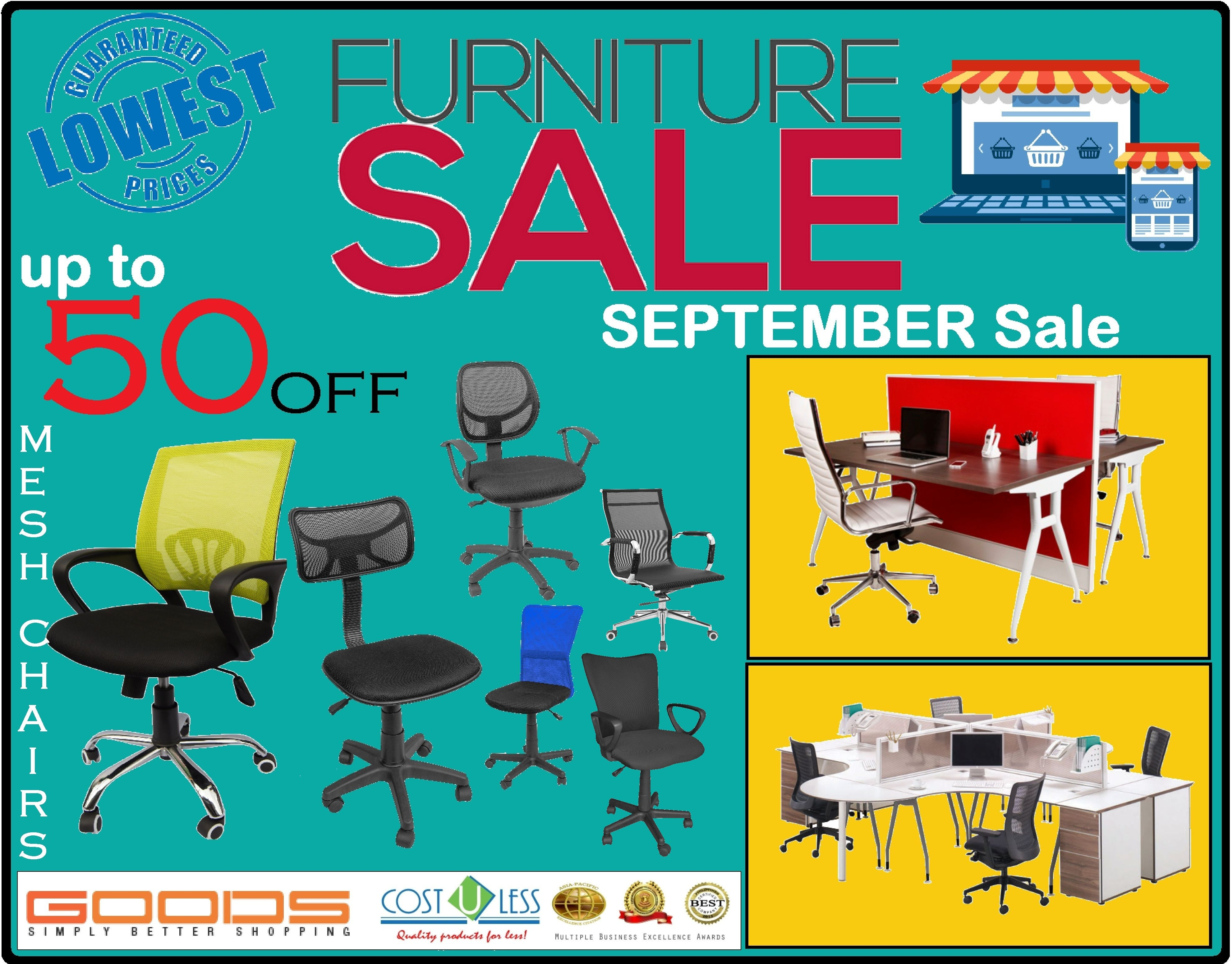 office furniture sale @goods.ph online shop! enjoy the