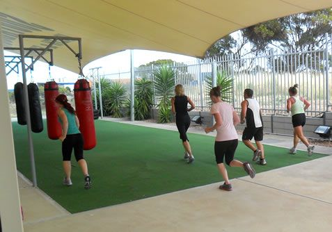 Outside Gym Google Search Functional Training Workouts Outdoor Workouts Fitness Training