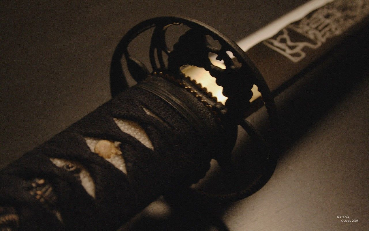 Samurai Weapon Espada Katana Sword Wallpaper En