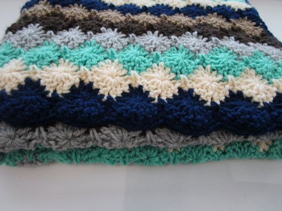 Diamond Stitch Crochet Afghan Pattern Easy Crochet Blanket | Quilts ...