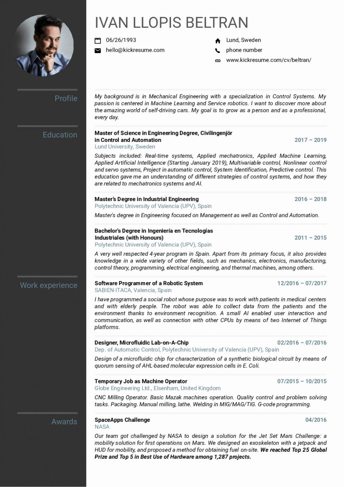 12 mechanical engineer resume 12 mechanical engineer