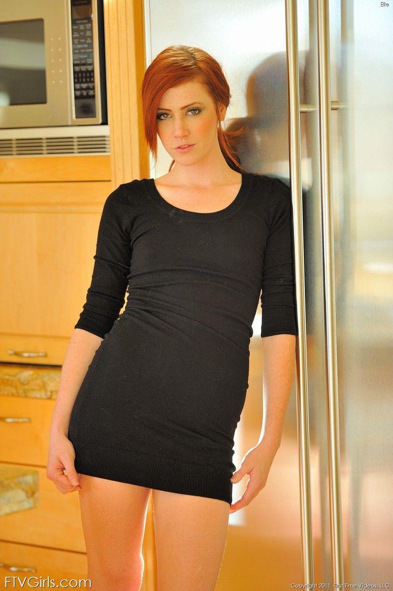 alexandra elle nude redhead Ftv