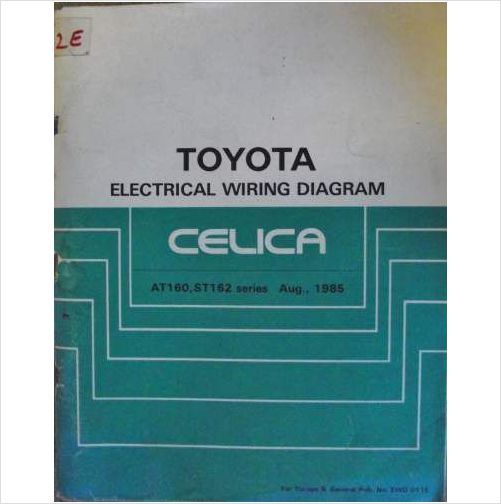 Pin By Jack Hope On Jacks Workshop Manuals For Sale Electrical Wiring Diagram Repair Manuals Toyota Carina