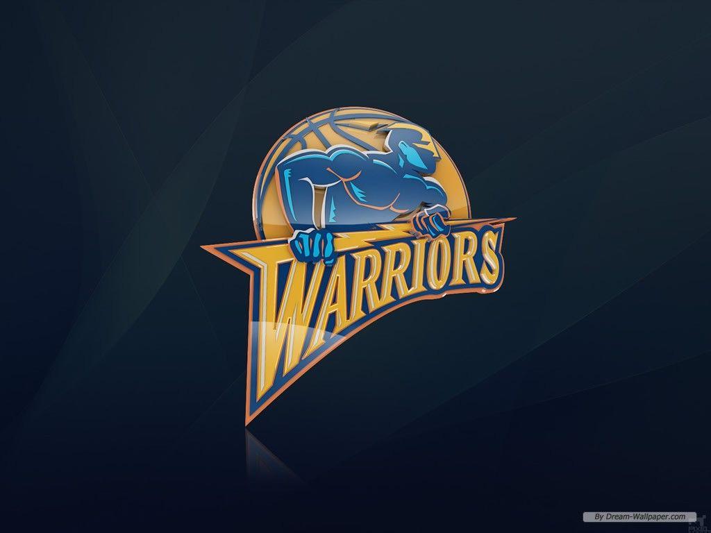 Free Nba Logo Pictures Free Sport Wallpaper Nba Teams Logo Wallpaper 1024x7 Golden State Warriors Wallpaper Golden State Warriors Basketball Warrior Logo