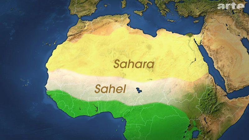 Dazu Kommt Die Besondere Beschaffenheit Der Sahelzone Sie