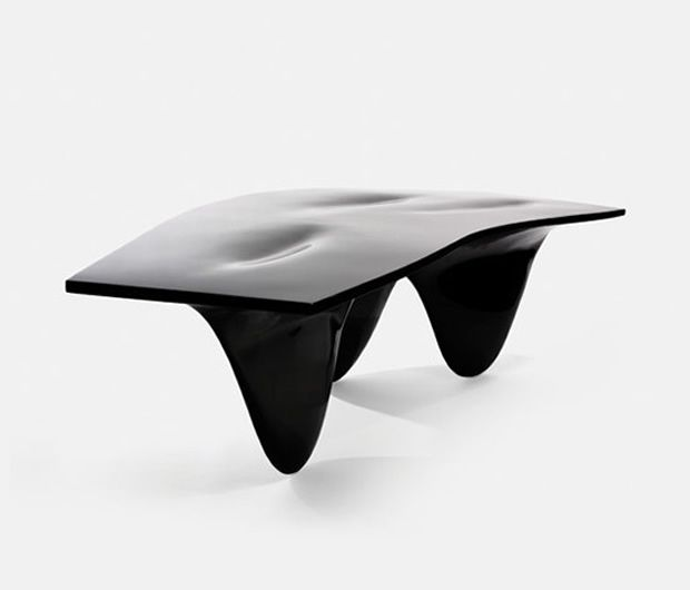 Table Design For Home Furniture By Zaha Hadid