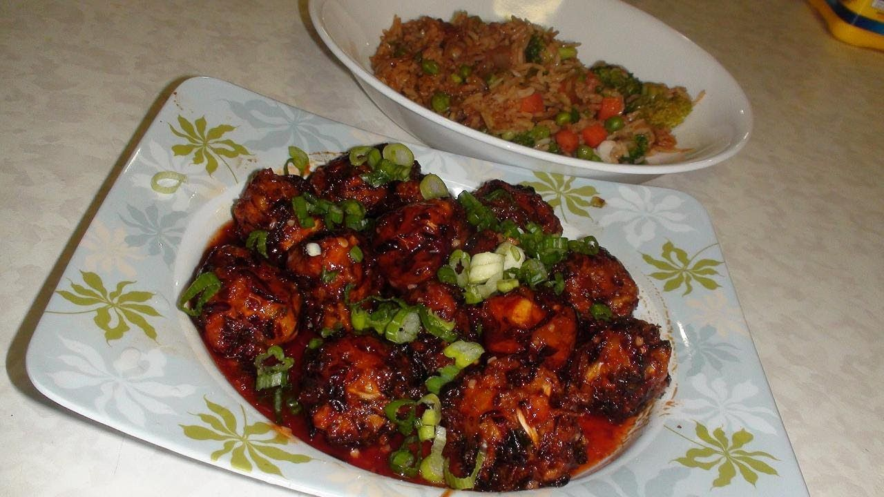 Vegetable manchurian recipe video indo chinese fusion recipes by vegetable manchurian recipe video indo chinese fusion recipes by bhavna forumfinder Choice Image