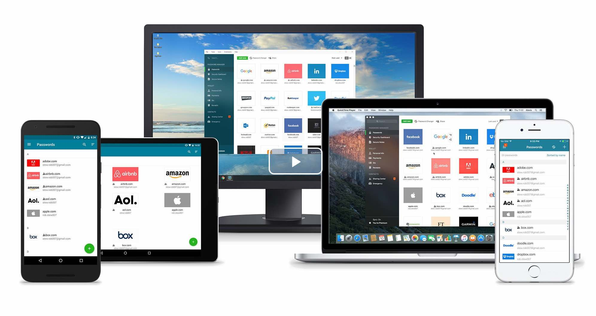 Dashlane Review - Keep All Your Passwords in One Place and