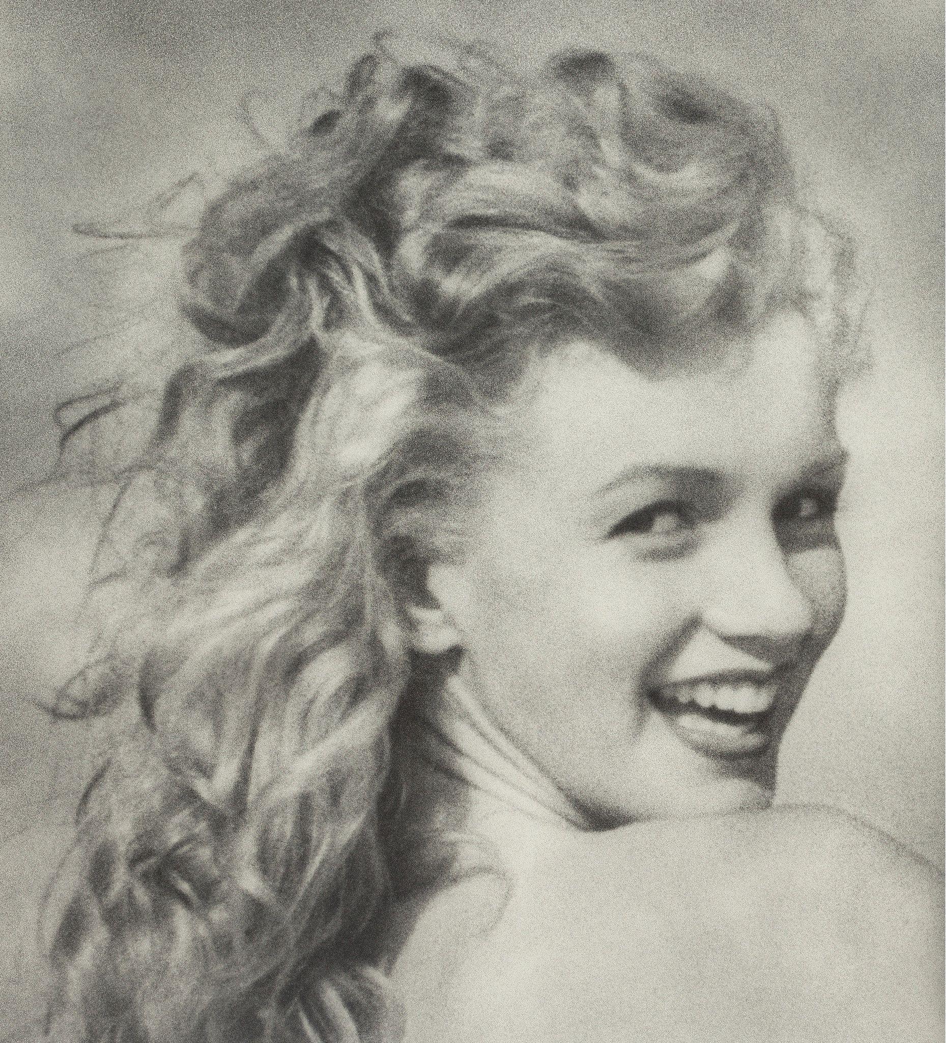 ANDRE DE DIENES (American, 19131985) Marilyn Monroe