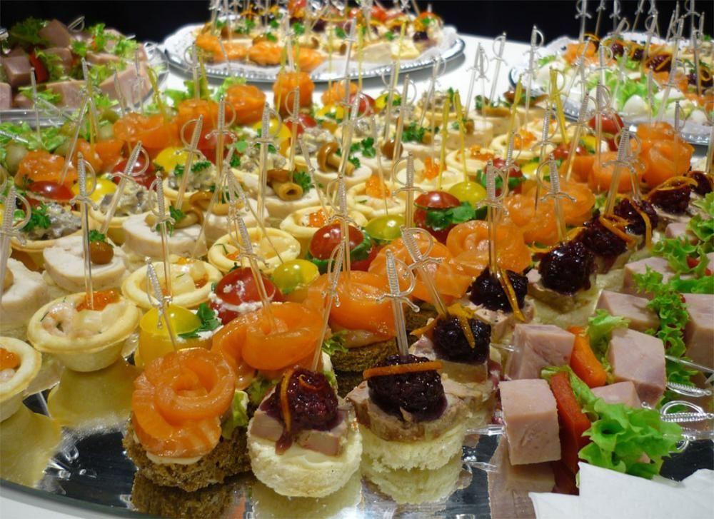 рецепты для праздничного стола с фото пошагово