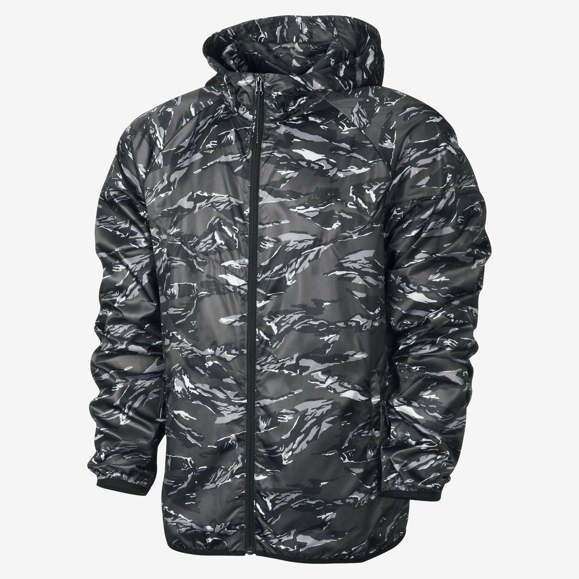 Nike Store. Nike Packable Camo Lightweight Windrunner Men's