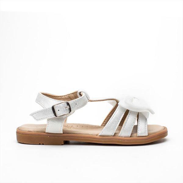 1f753c802d2 Sandalias Niña Blanca Modelo Romántica in 2019 | Sandalias niñas | Sandalias  para niñas, Botas bebe niña, Zapatos de comunión