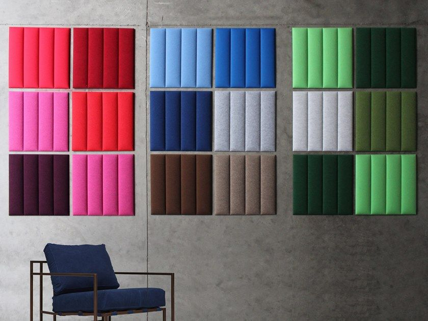 Ecowall Painel Acustico De Parede Colecao Ecorange By Slalom In 2020 Acoustic Wall Panels Acoustic Wall Wall Paneling