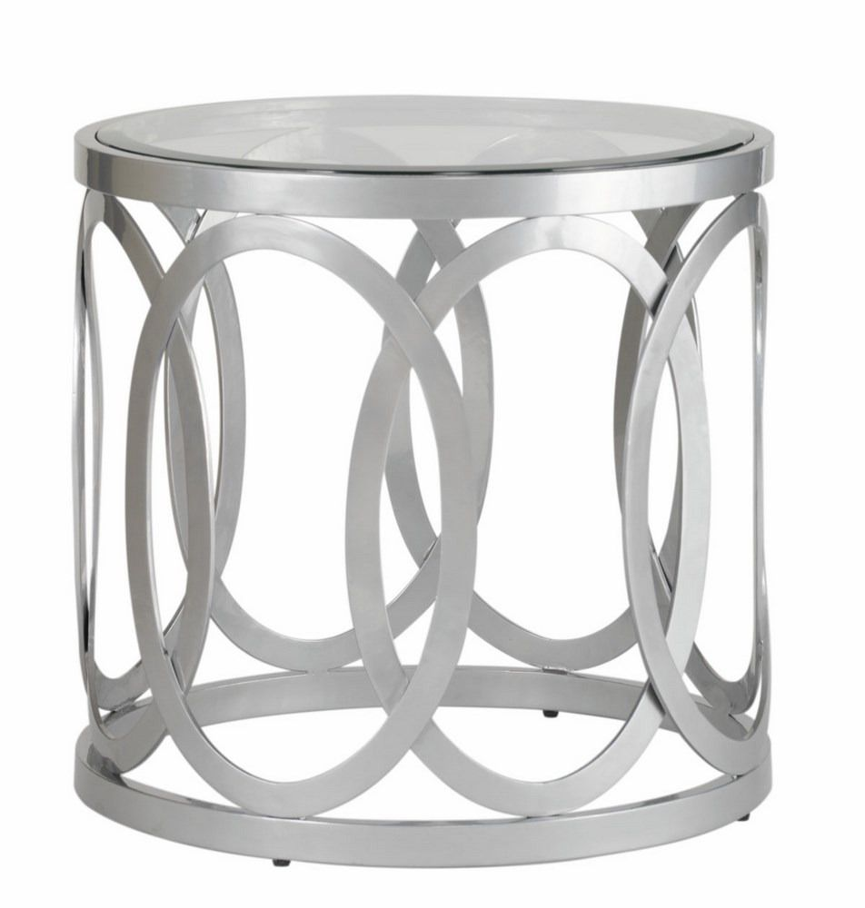 100 Silver Round End Table Best Master Furniture Check More At Http Livelylighting Com Silver Round End Table Metal End Tables Modern Table Design Table