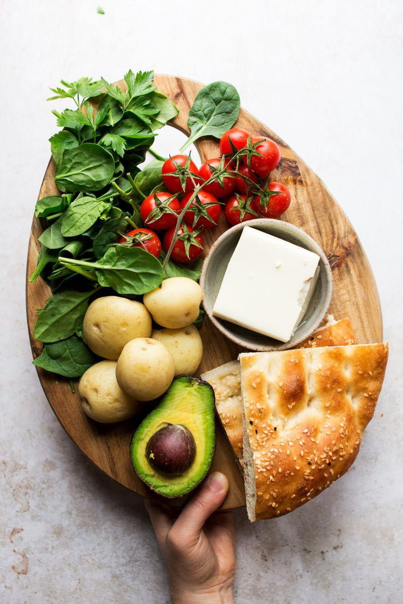 Savoury vegan breakfast bowl Recipe Breakfast bowls