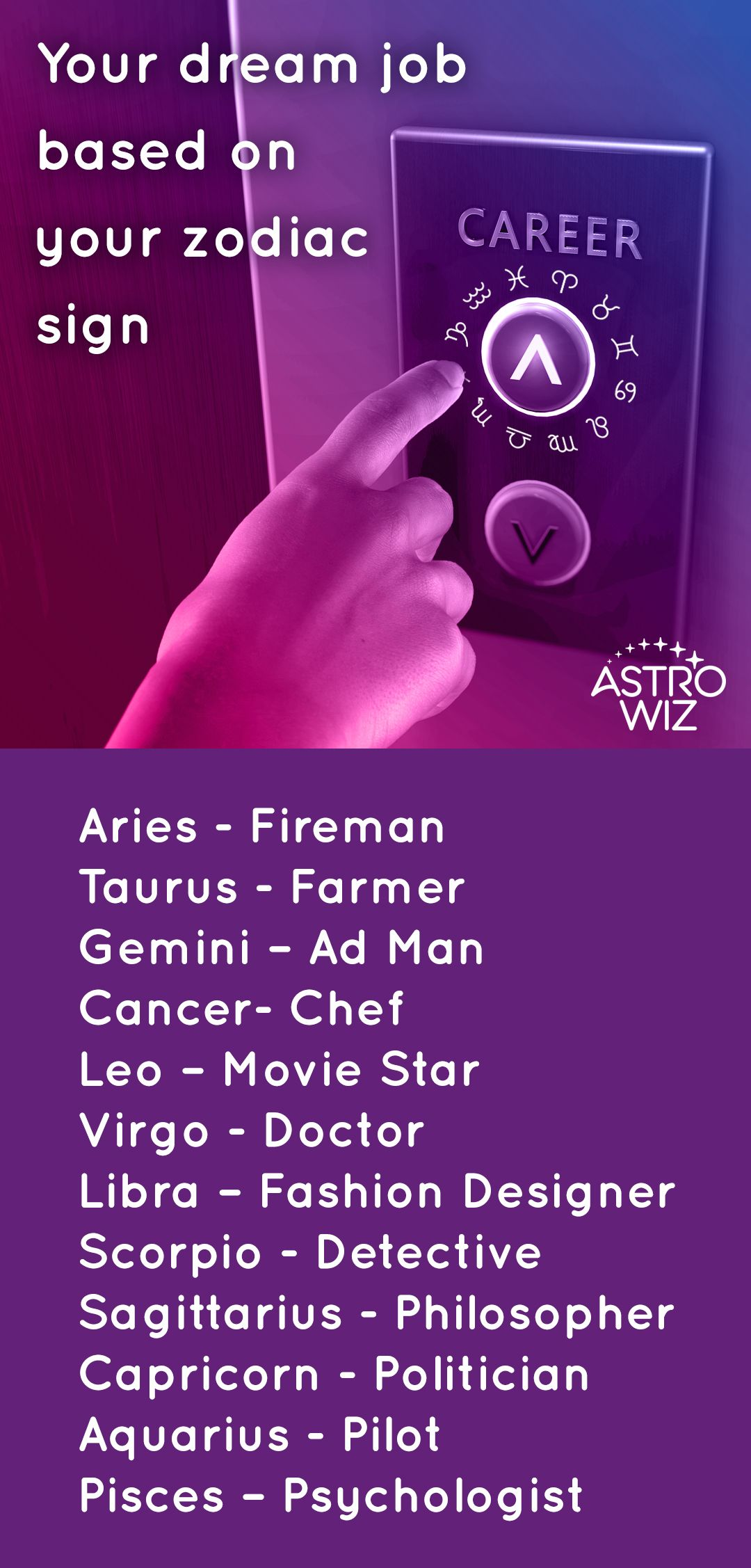 jobs cancers astrology