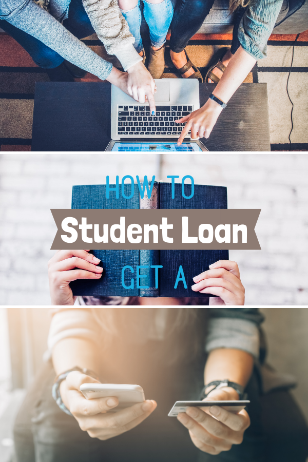 How To Get A Student Loan Apply For Student Loans Student Loans Student Loan Help