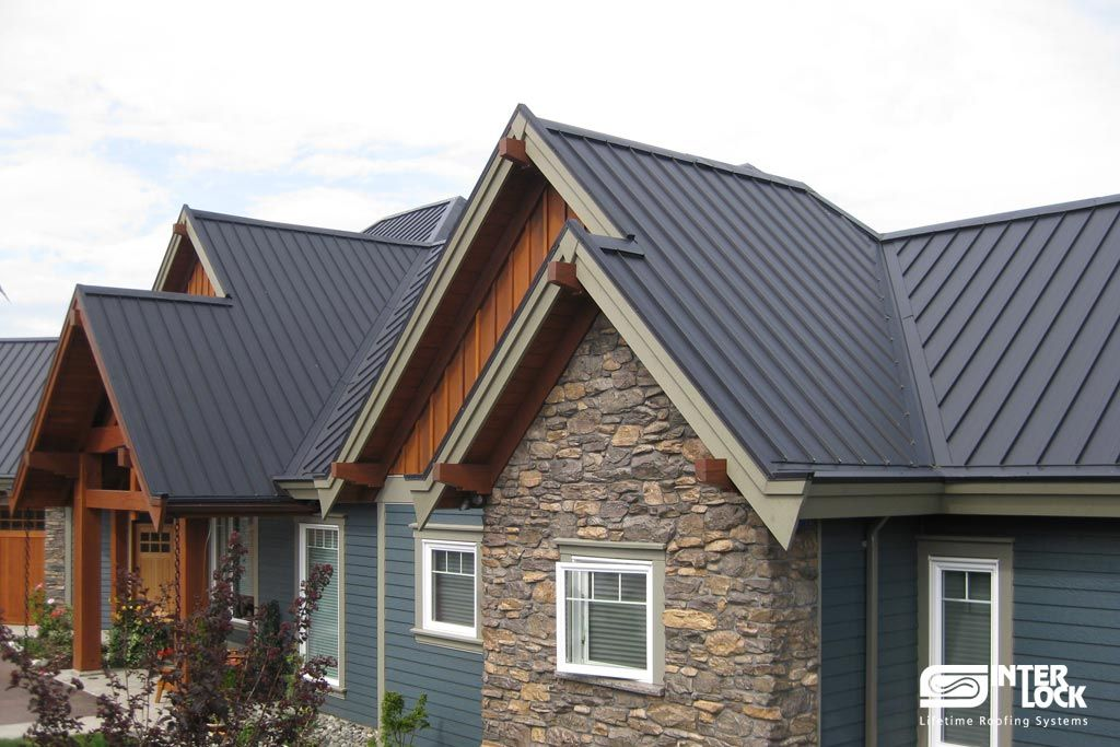 Metal Roofing Interlock Roofing Description Metal
