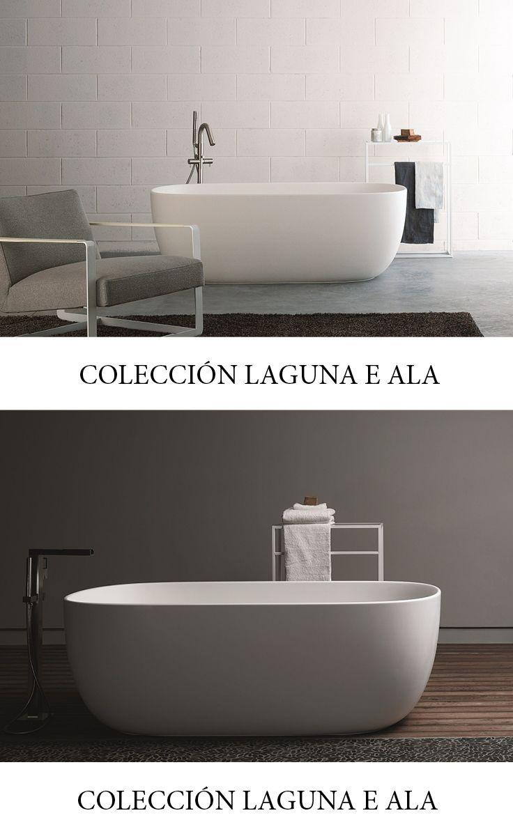 El sueño de un baño moderno. Colección Laguna e Ala de ...
