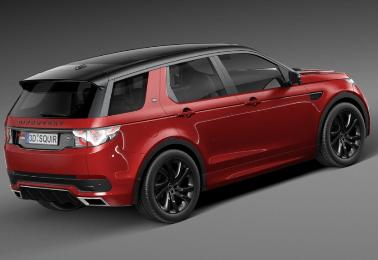 The 2020 Land Rover Discovery Leaks, Release Date, Price