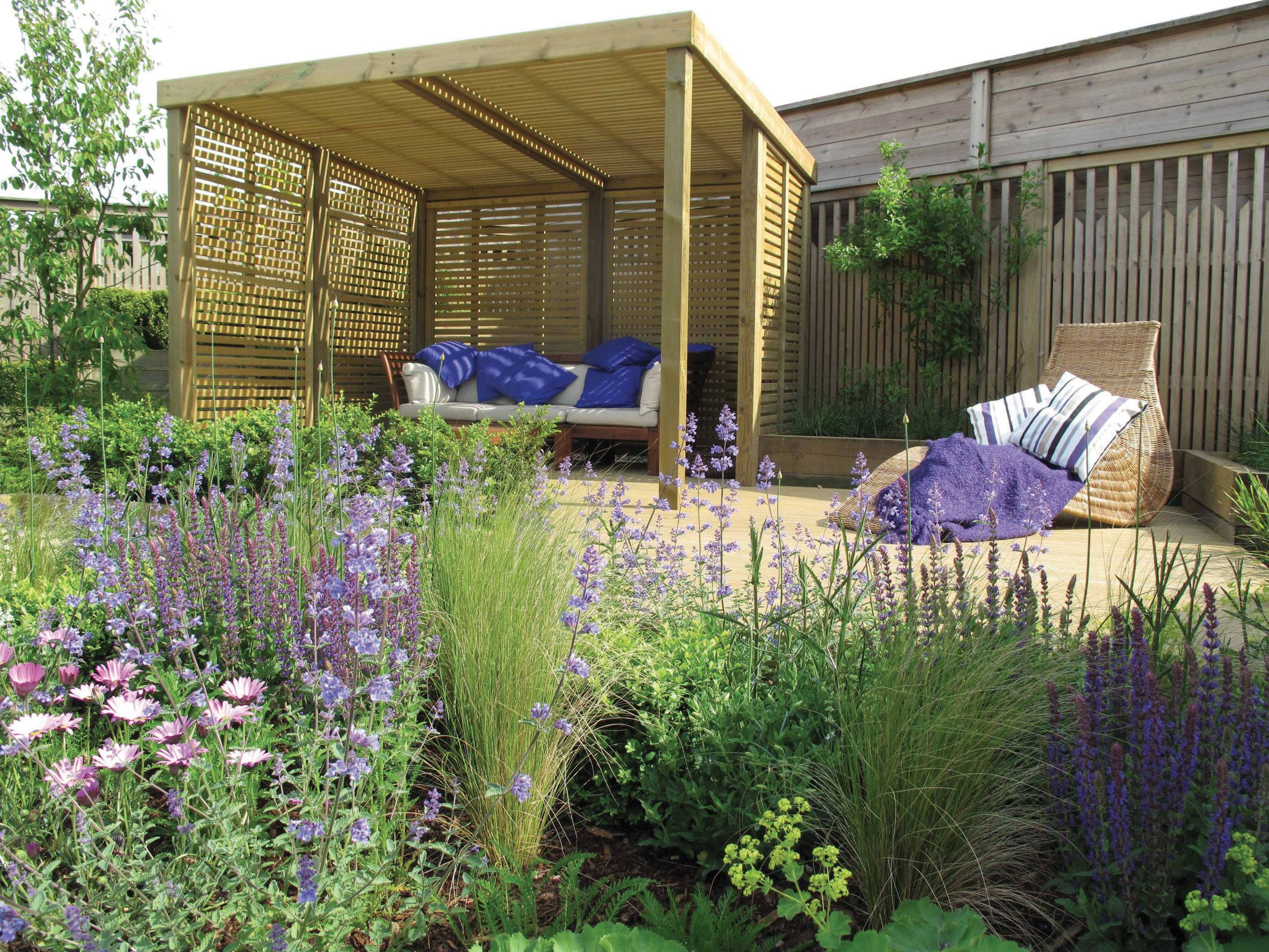 Awesome Retreat Garden Shelter Http://www.jacksons Fencing.co.uk