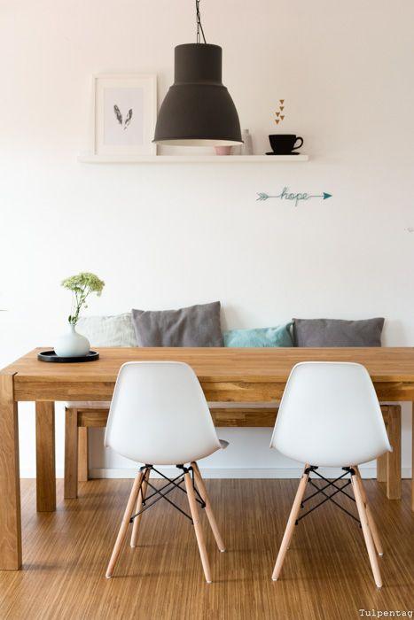 Neues aus dem Essbereich und ein Einkaufstipp für euch Side chair - esszimmer im wohnzimmer