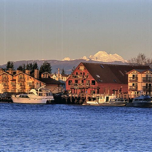 Favorite Weekend Travel Destination La Conner Washington Coastal Living