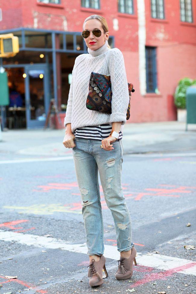 October in New York (Brooklyn Blonde)