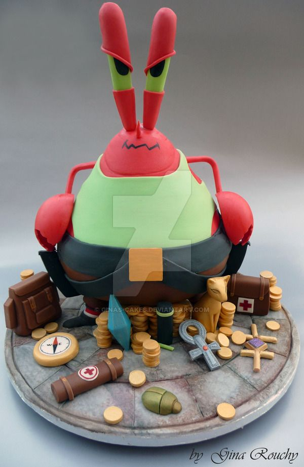 Large Square Victoria Sponge Cake