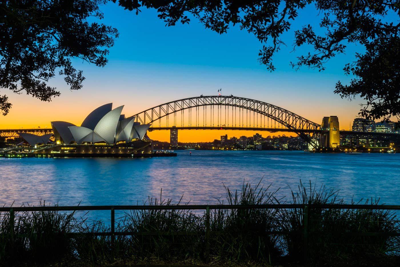 Sídney, Australia - Despiértate en un lugar diferente: