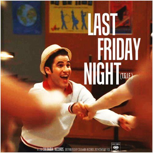 Last Friday Night (T.G.I.F)