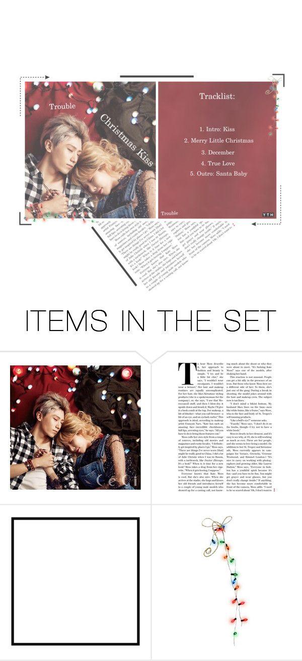 Trouble | \'Christmas Kiss\' : Mini Album\