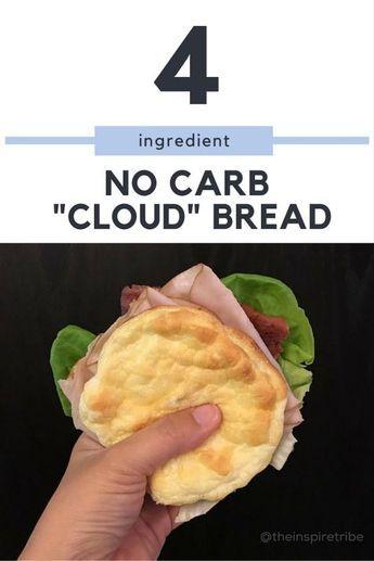 Cloud Bread #nocarbdiets